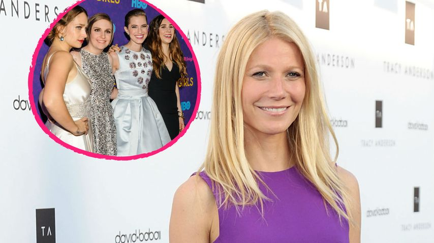 "Mega Job-Angebot: Gwyneth Paltrow bald in ""Girls""?"