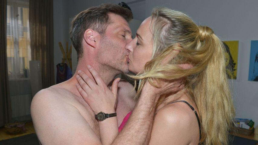 Alexander Cöster und Maren Seefeld