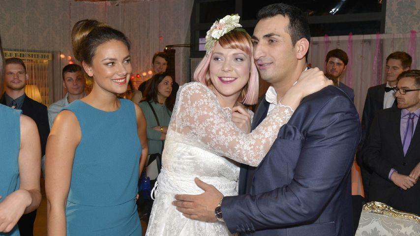Erste Fotos: Seht hier GZSZ-Nele als Braut!