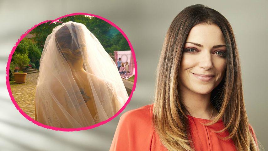 """GZSZ-Star Anne Menden: """"Fast wie bei einer echten Hochzeit!"""""""