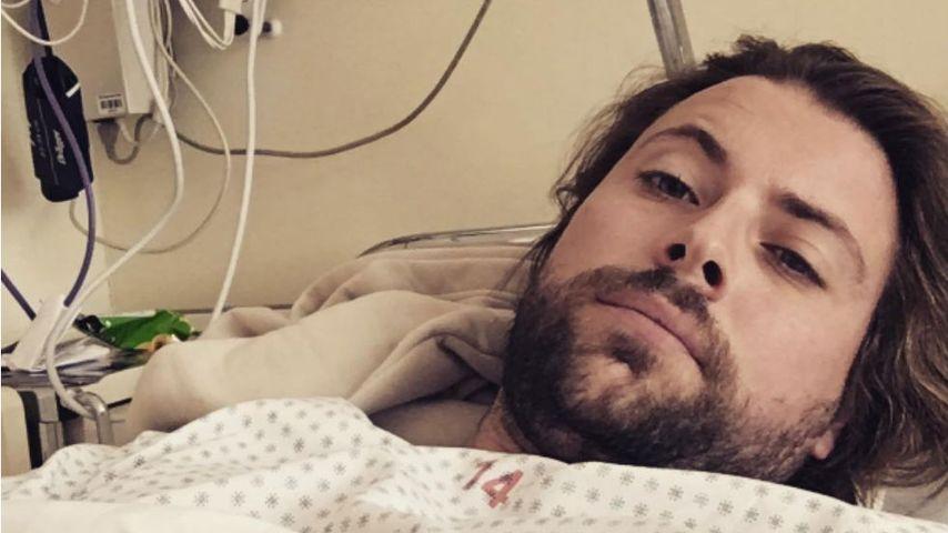 Schock: GZSZ-Star Felix von Jascheroff im Krankenhaus!