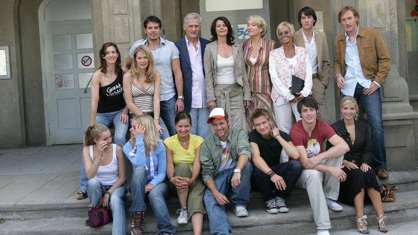 GZSZ-Throwback: Vor 10 Jahren sahen die Stars noch SO aus