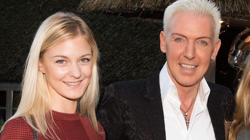 Wieder blond & jung! H.P. Baxxter hat eine neue Freundin