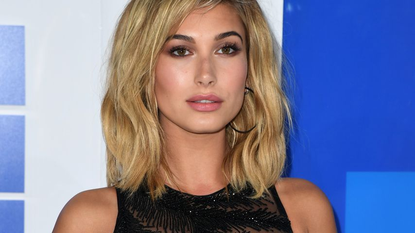 Hailey Baldwin bei den MTV Video Music Awards 2016