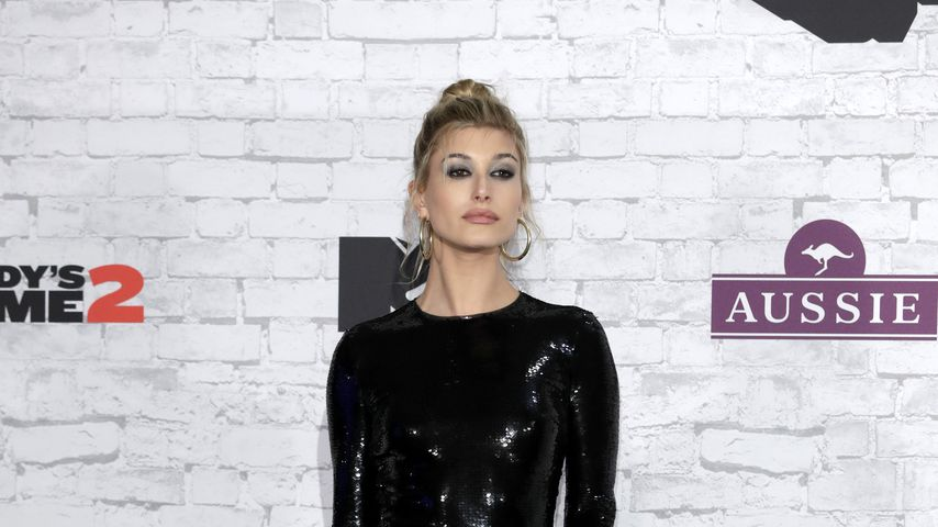 Hailey Baldwin bei den MTV European Music Awards 2017