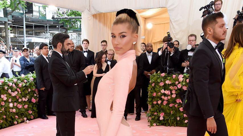 Hailey Bieber: Das erste Brautkleid-Foto ist da!