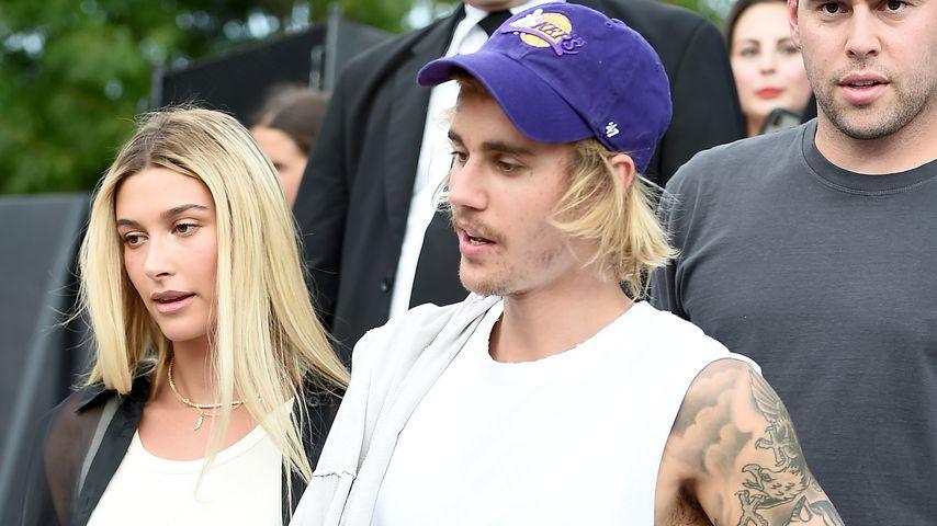Bald Neues auf die Ohren? Justin Bieber im Studio