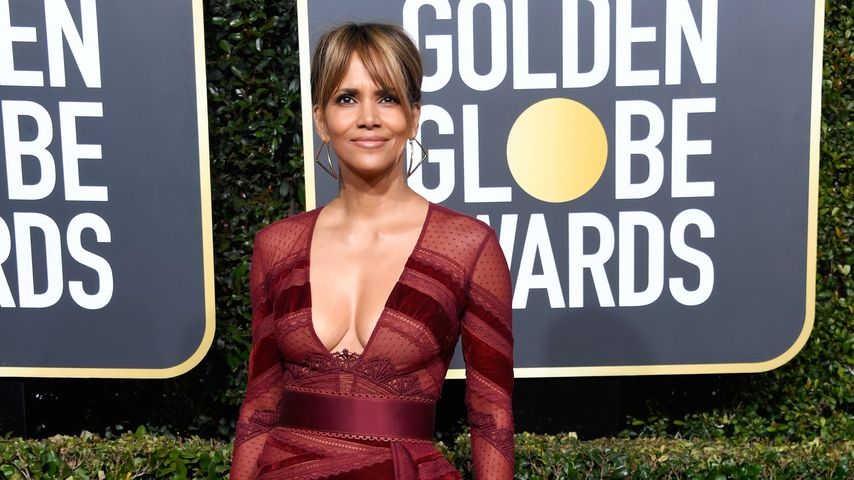 Halle Berry bei den Golden Globes 2019