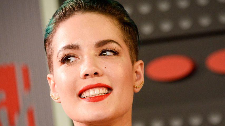 Sängerin Halsey