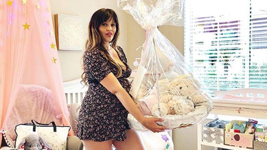 Update: Schwangere Hana Nitsche wartet immer noch auf Baby!