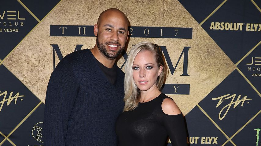 Hank Baskett und Kendra Wilkinson 2017