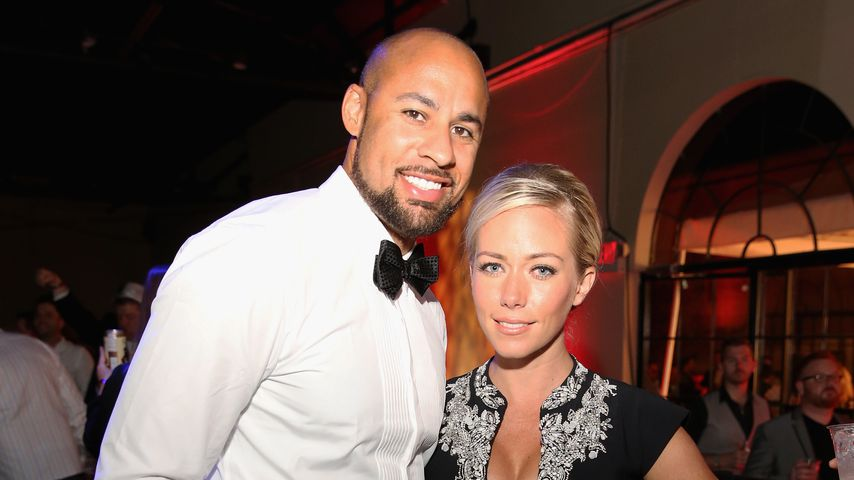 Hank Baskett und Kendra Wilkinson in Louisville