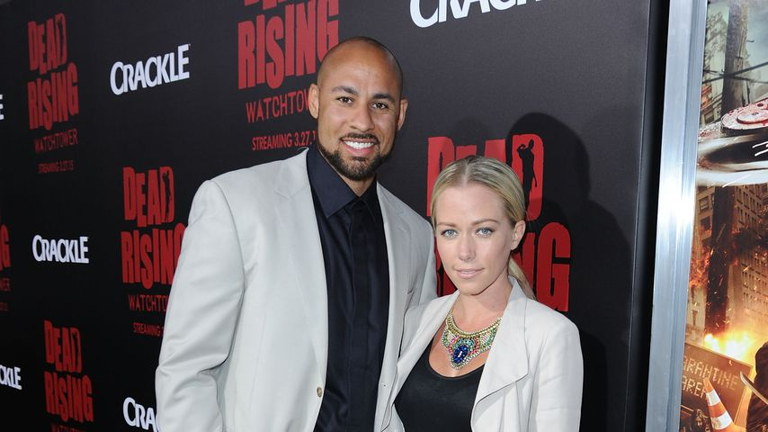 Hank Baskett und Kendra Wilkinson in Kalifornien