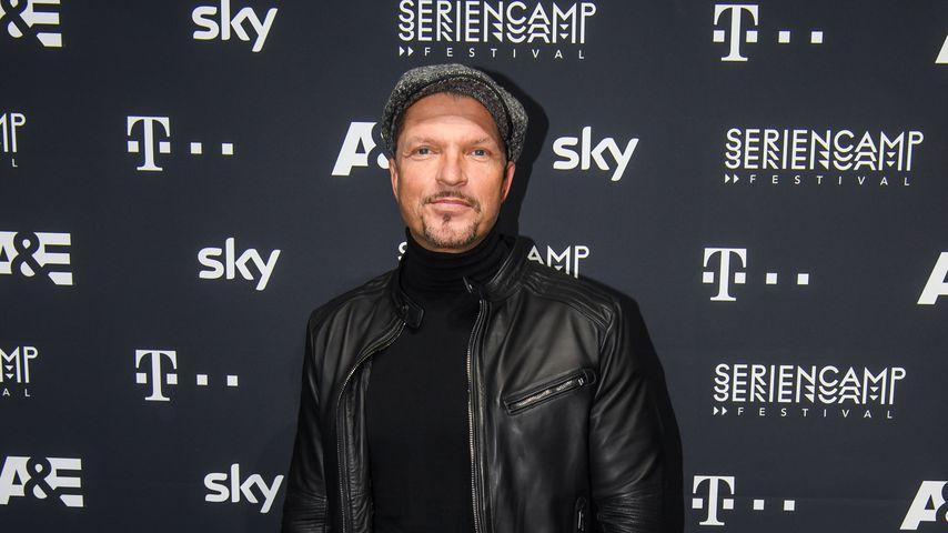 Hardy Krüger jr. im November 2018 in München