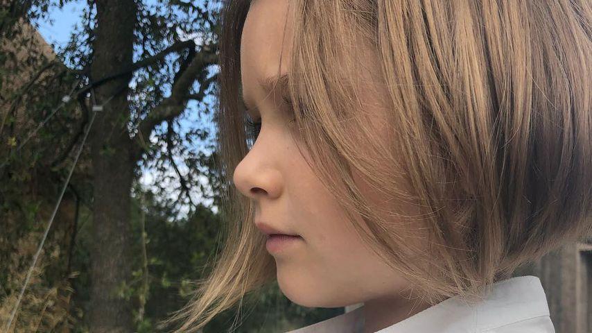 Harper Beckham, Tochter von David und Victoria Beckham