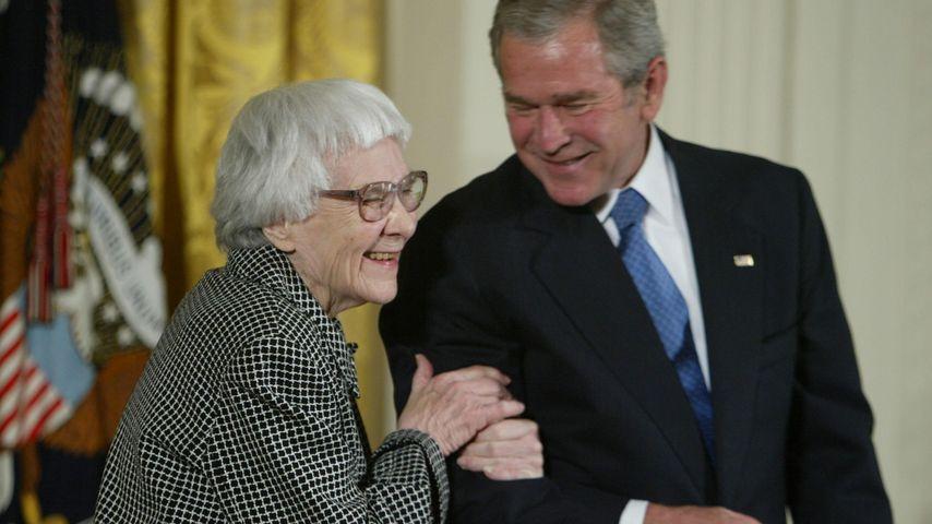 George W. Bush und Harper Lee