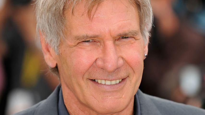 Harrison Ford bei den Filmfestspielen in Cannes 2008