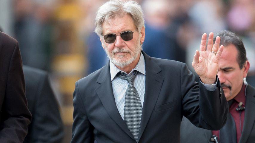 Harrison Ford bei Jimmy Kimmel