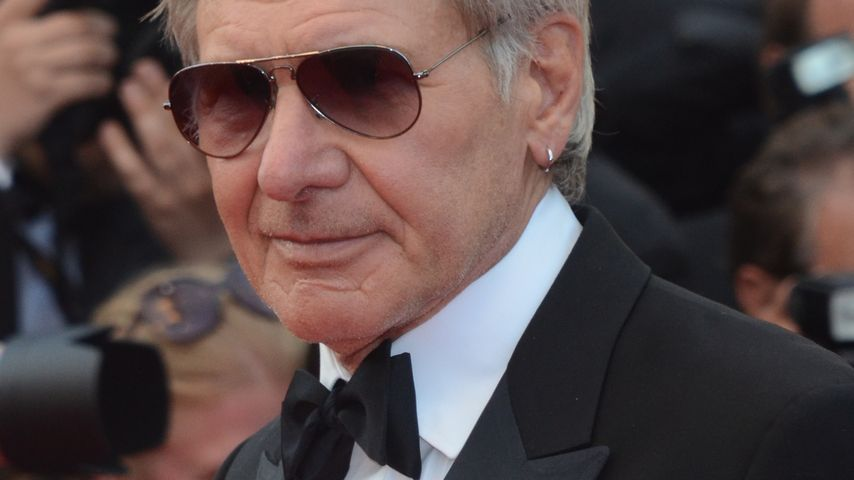 Kein Raumschiff: Harrison Ford fliegt im Rollstuhl