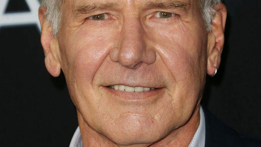 """Harrison Ford bei der Premiere von """"Ender's Game"""""""