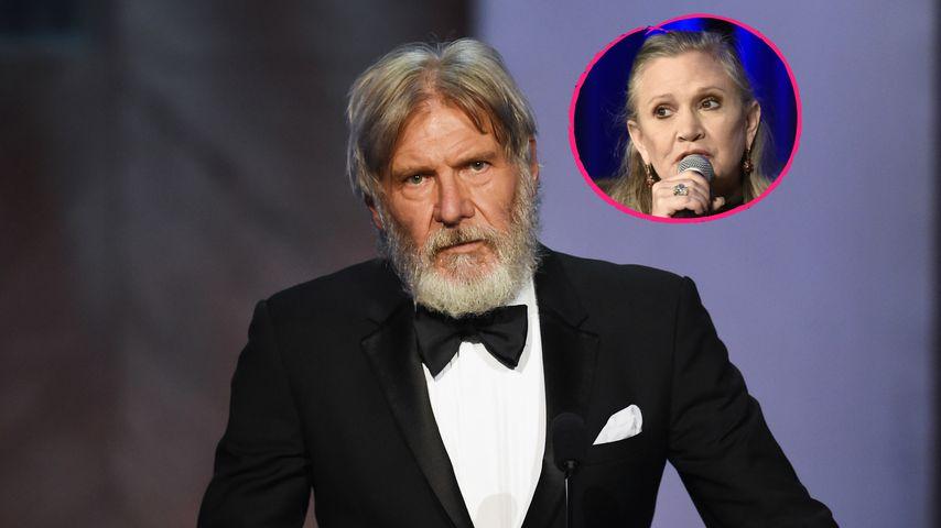 Hollywood in Schockstarre: Kollegen trauern um Carrie Fisher