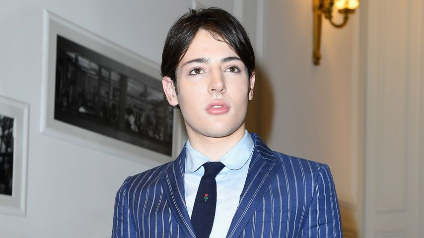 Harry Brant, Sohn von Stephanie Seymour