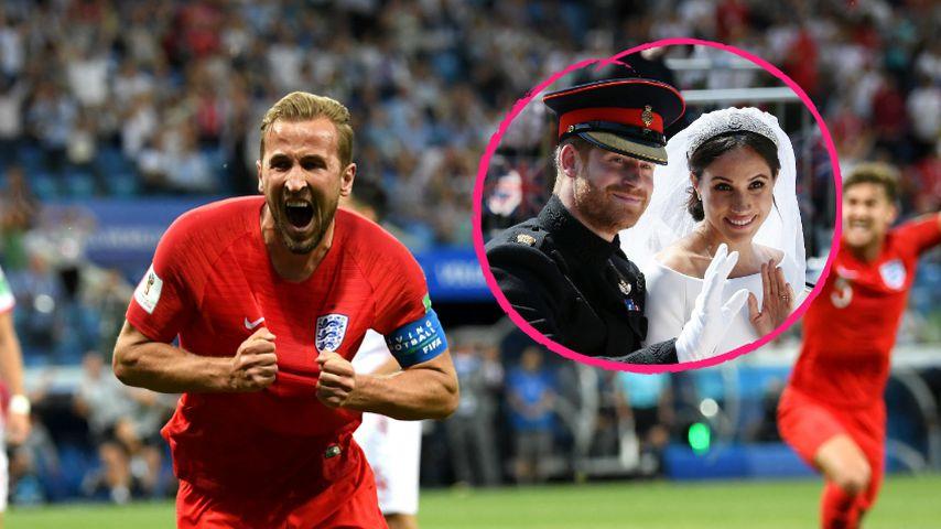 Unglaublich: Mehr Briten sahen WM-Spiel als Royal-Wedding!