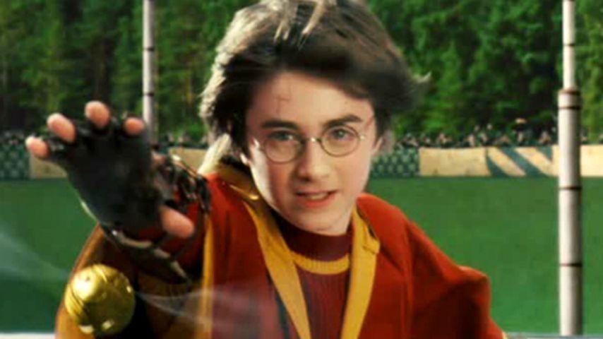 """Filmszene aus """"Harry Potter und der Stein der Weisen"""""""