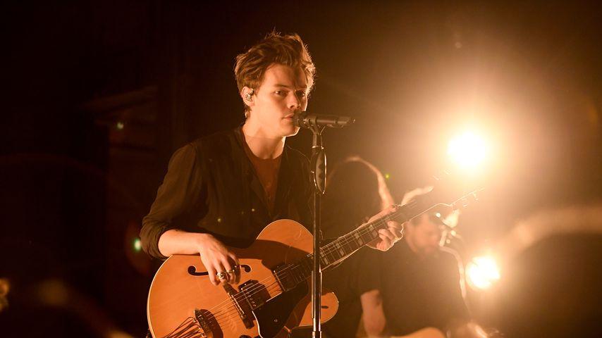 Manchester-Tribut: Harry Styles unterbricht Mexiko-Konzert