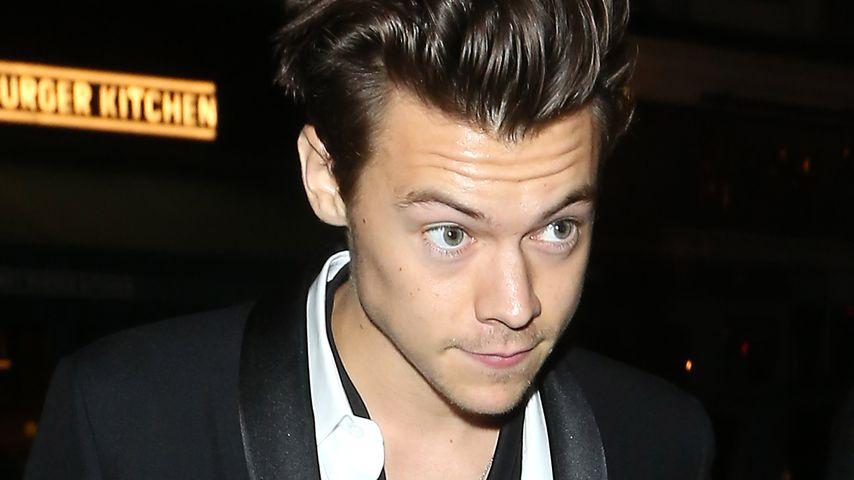 Harry Styles auf der Another Man X Dior Party in London 2017