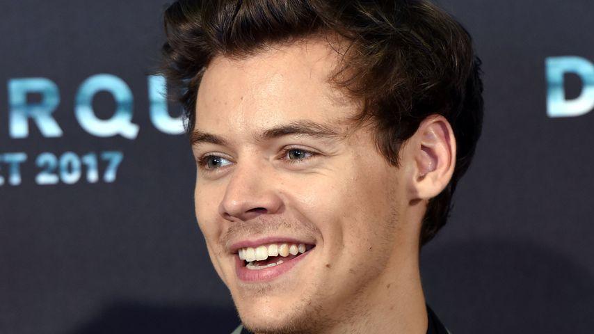 """Harry Styles bei der """"Dunkirk""""-Premiere in Frankreich"""