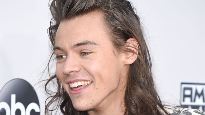 Harry Styles bei den American Music Awards in Los Angeles, 2015
