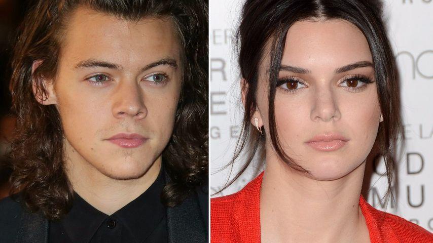 Reicht Kendall nicht? Harry Styles vergnügt sich mit 2. Frau
