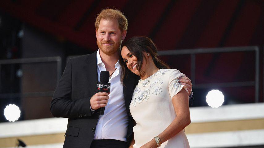 Für Diana: Meghan und Harry sollen bald nach England reisen
