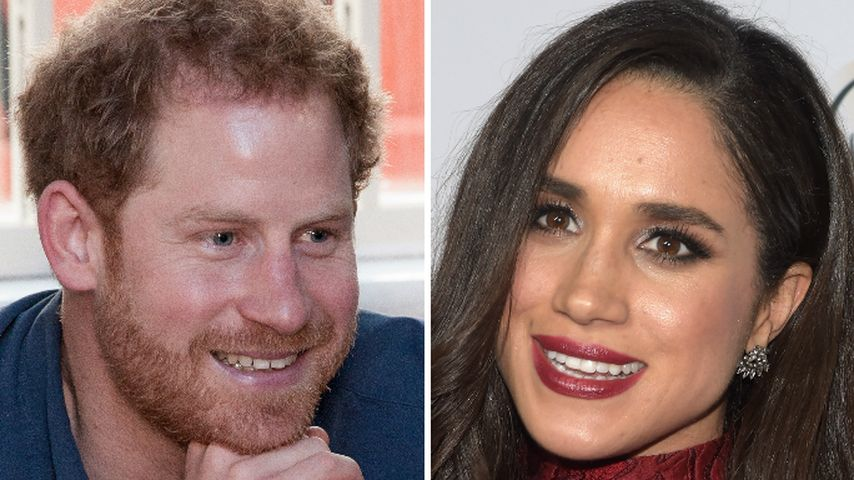 Offiziell bestätigt! Prinz Harry & Meghan sind ein Paar