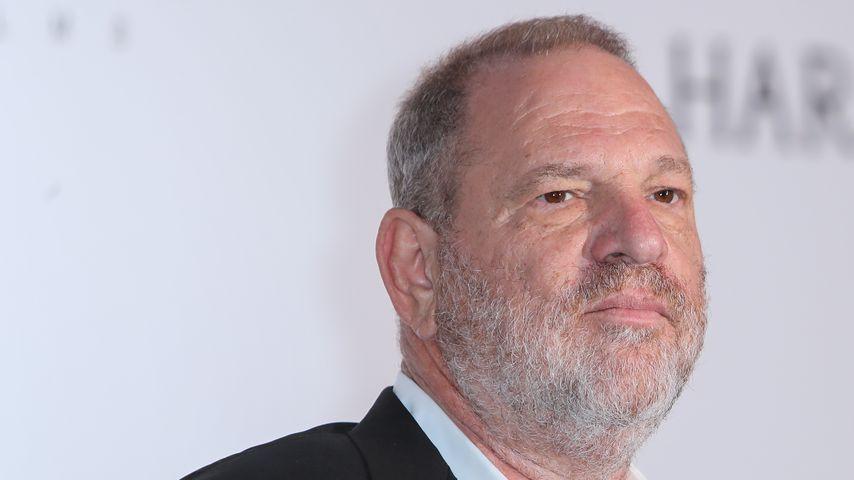 Harvey Weinstein bei den Filmfestspielen in Cannes