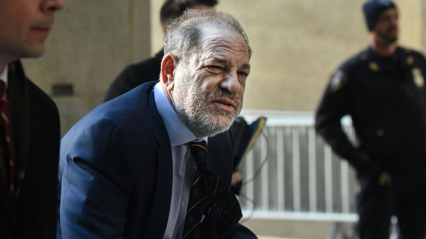 Harvey Weinstein im Februar 2020