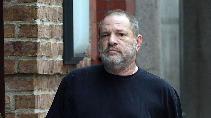 Harvey Weinstein in New York