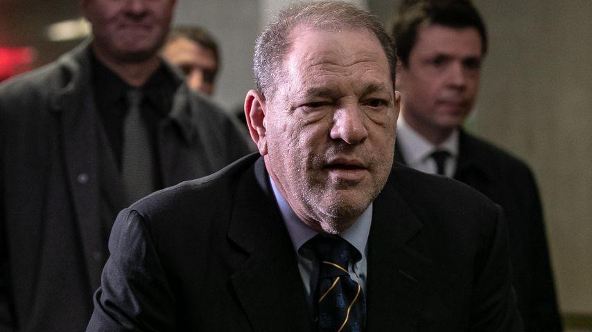 Harvey-Weinstein-Prozess: Jury befindet ihn für schuldig