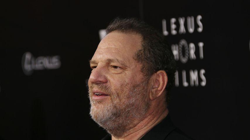 """Harvey Weinstein bei der """"Lexus Short Films""""-Präsentation 2014"""