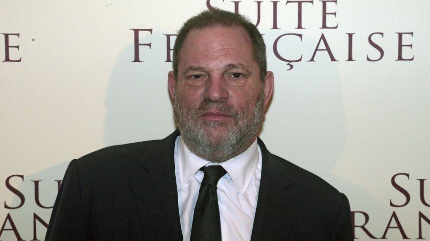 Nach Sex-Vorwürfen: Harvey Weinstein stellt sich der Polizei