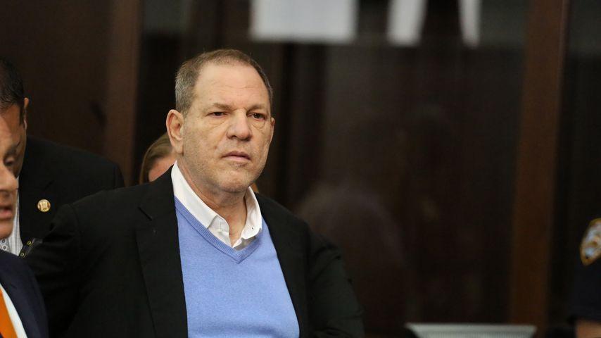 Harvey Weinstein vor dem Gericht in Manhattan