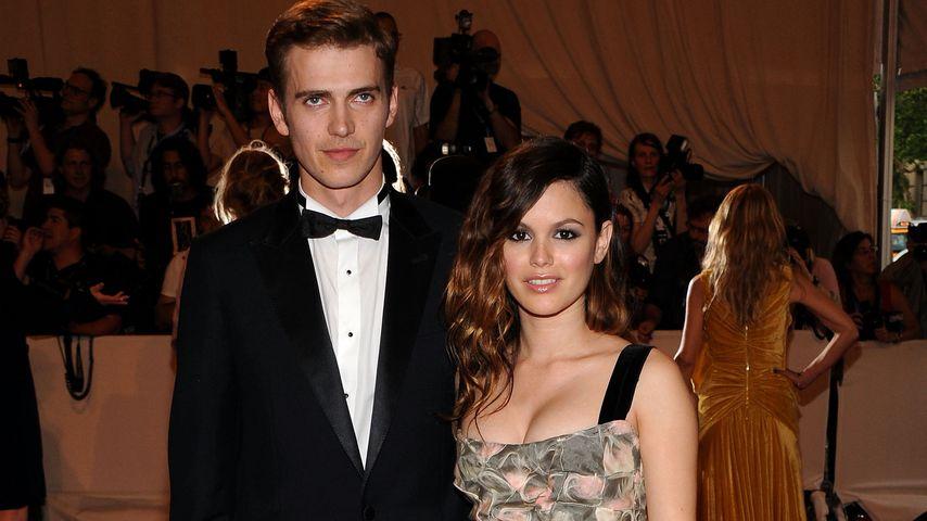 Hayden Christensen und Rachel Bilson bei der Met Gala 2013
