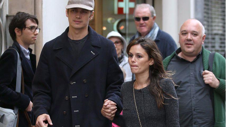 Hayden Christensen und Rachel Bilson in Cannes