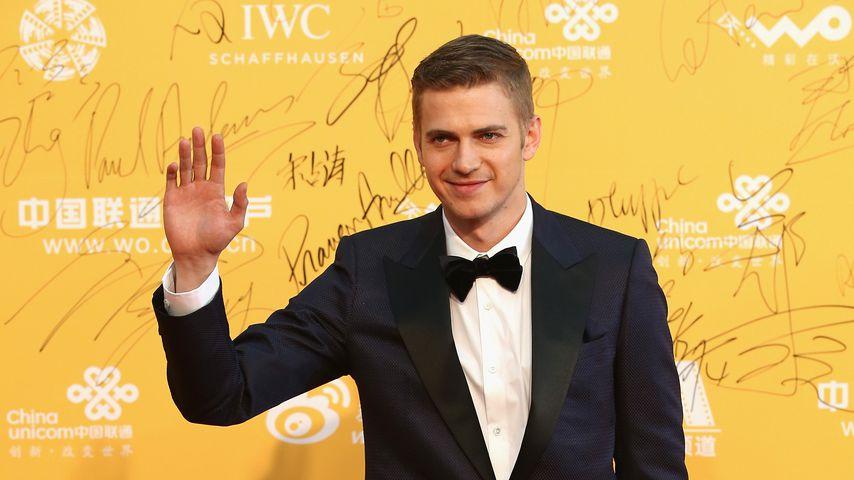Hayden Christensen beim internationalen Filmfestival in Peking 2014