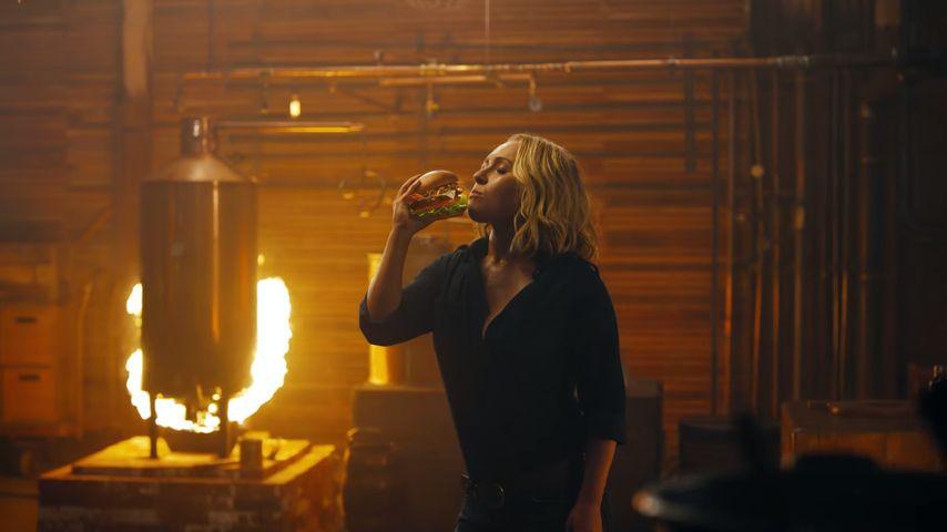 Gar nicht heiß: Burger-Debakel für Hayden Panettiere?