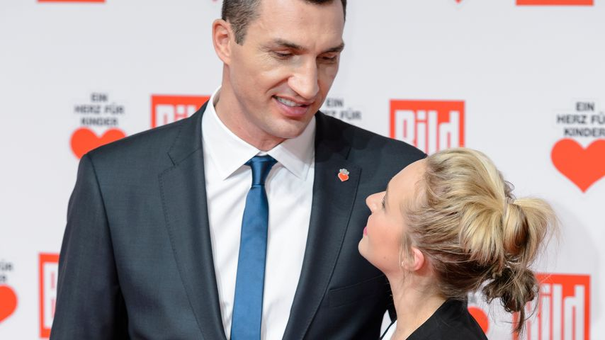 Wladimir Klitschko und Hayden Panettiere