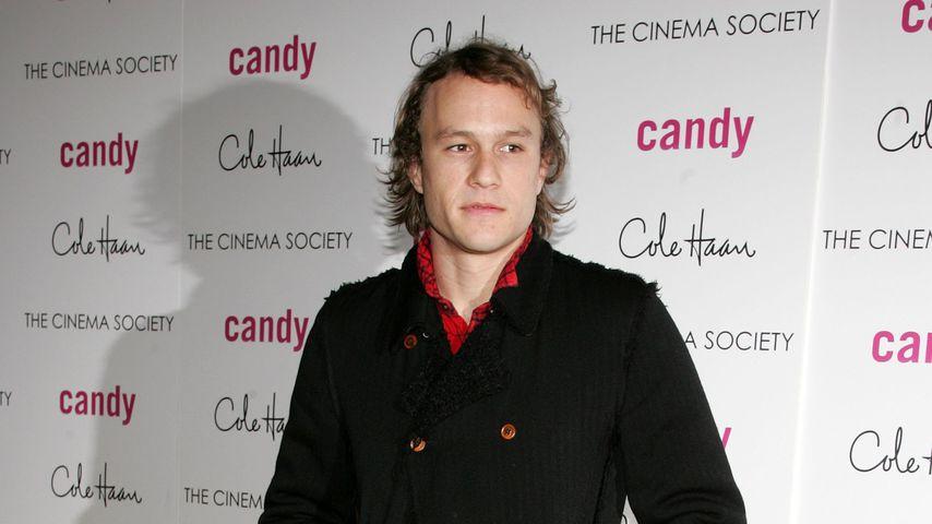 Heath Ledger im Jahr 2006