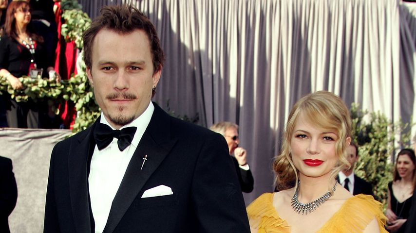 Heath Ledger und Michelle Williams bei den Oscars 2006