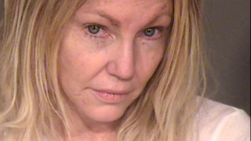 Mugshot von Heather Locklear
